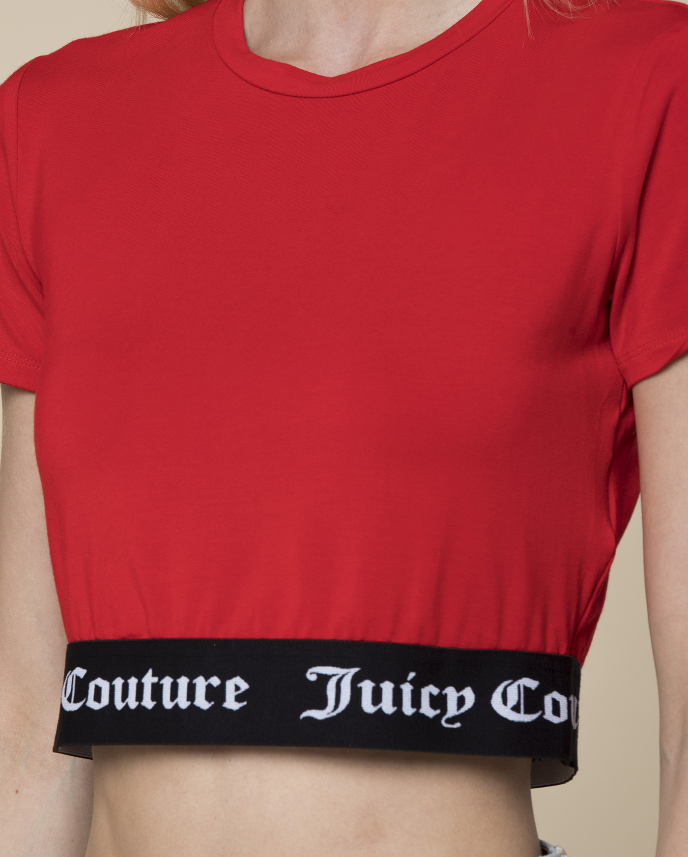 Топ Juicy Jacquard Elastic