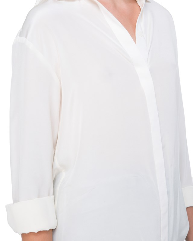 Блузка Silk Shirting