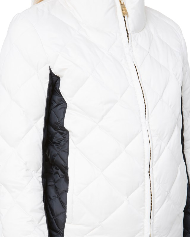 Куртка Ultra Light Colorblock Puffer