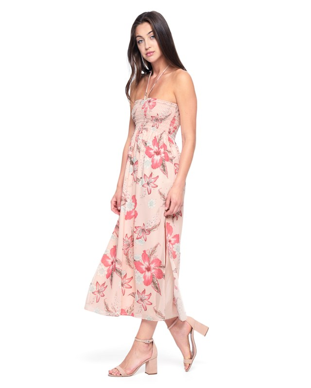 Платье Hidden Cove Floral Strappy Midi