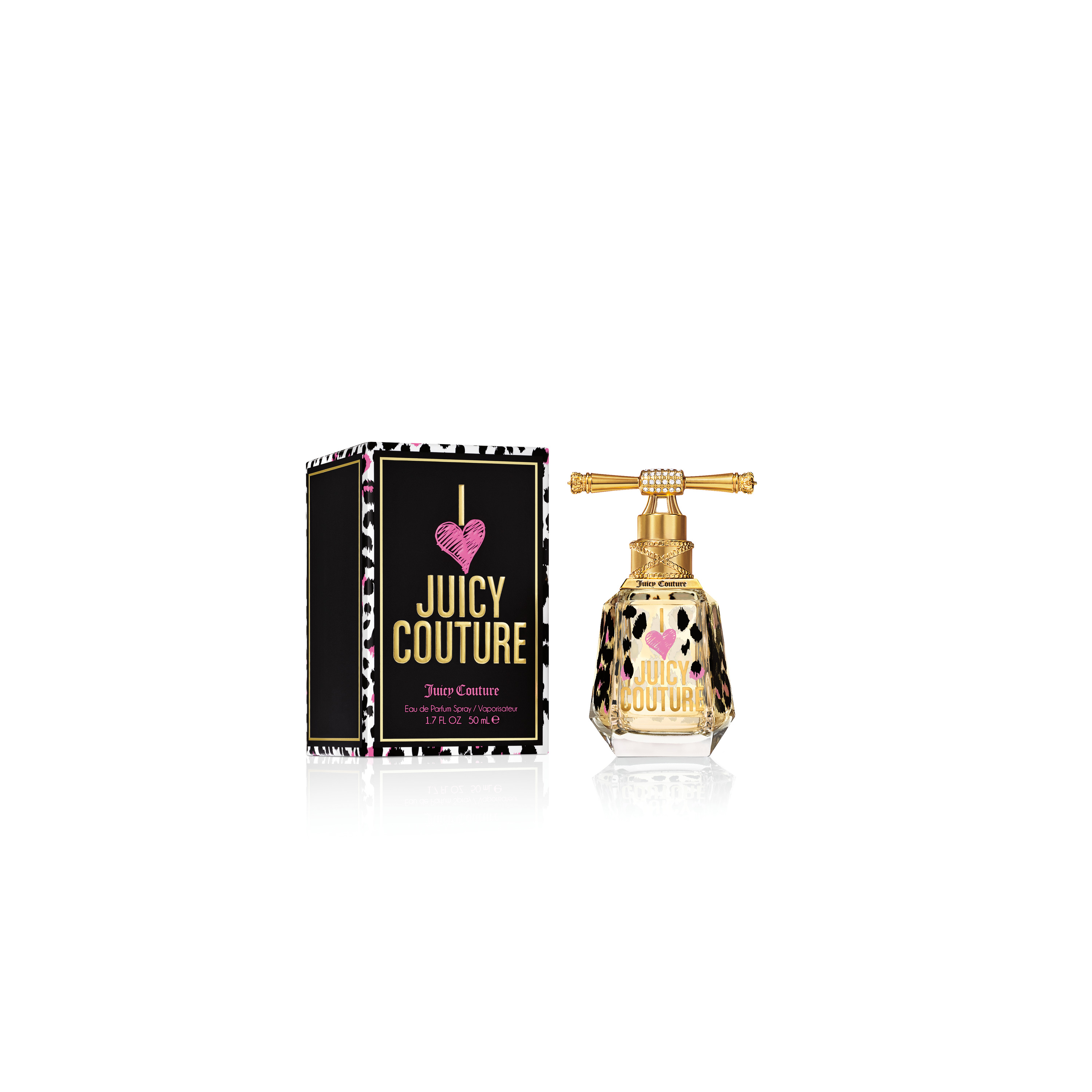 Juicy Couture I Love Juicy Couture Парфюмерная вода 50мл