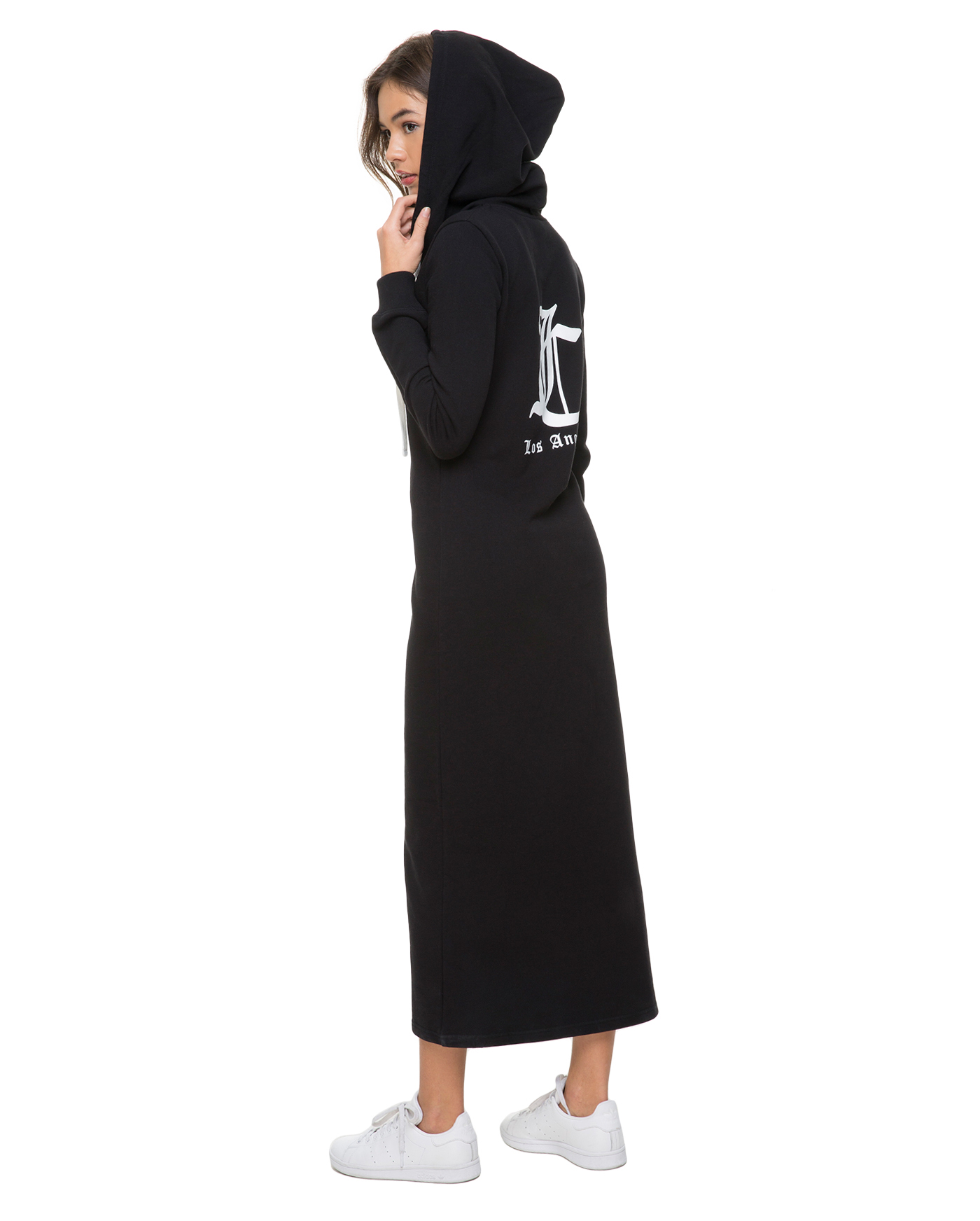 Платье Logo Hooded Duster