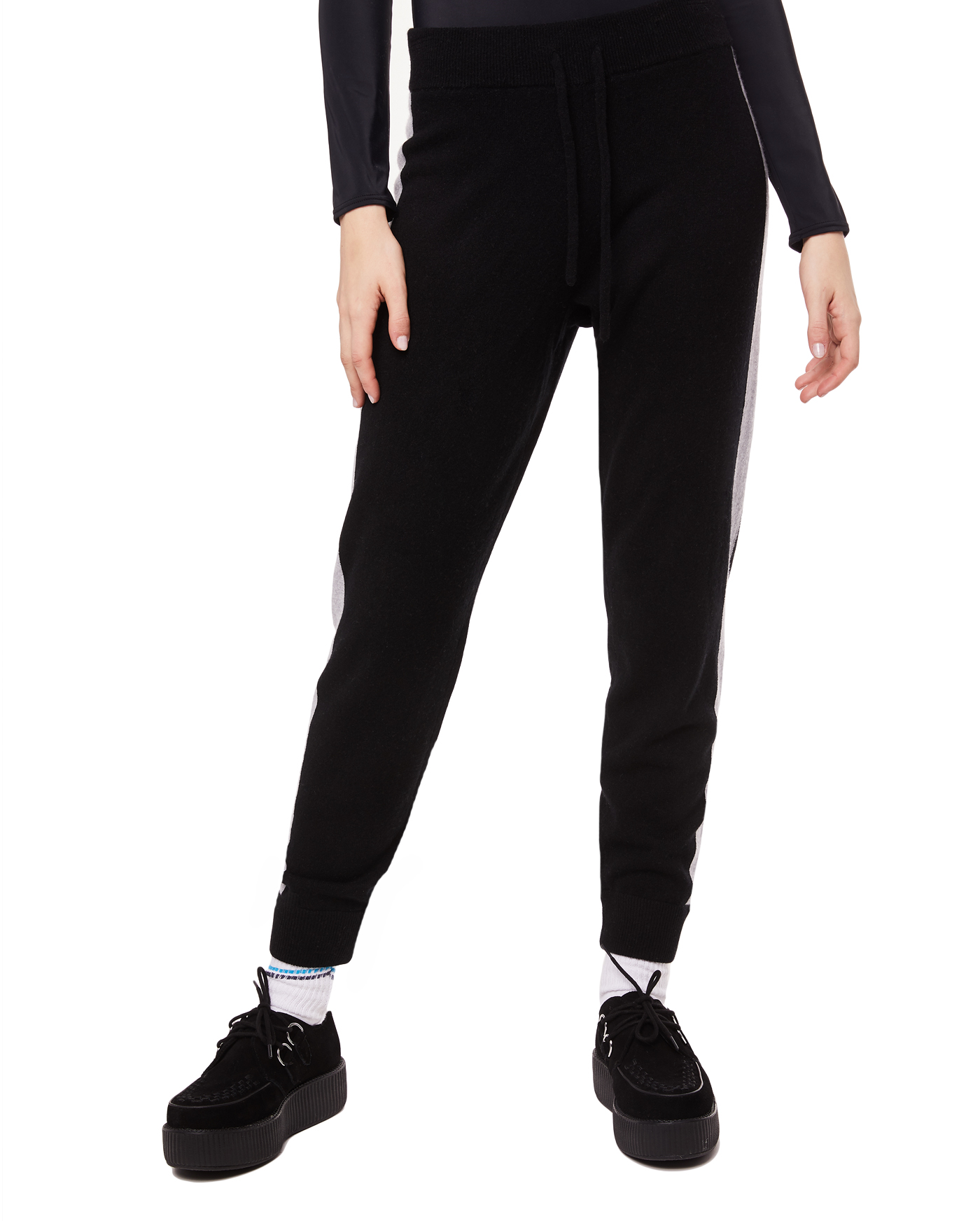 Брюки Cashmere Slim Pant With Side Stripe
