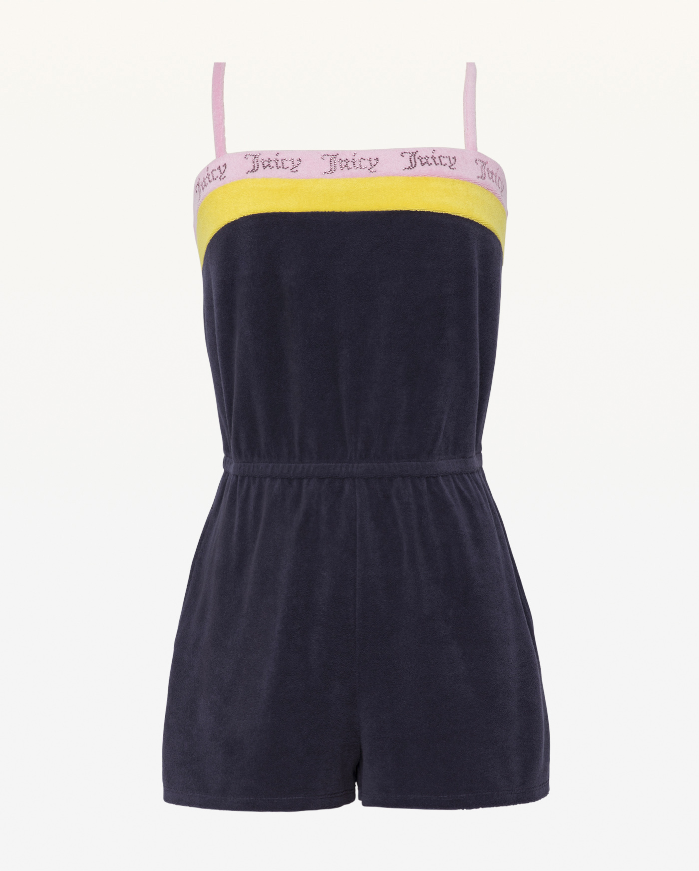 Комбинезон Colorblock Microterry Romper W Juicy