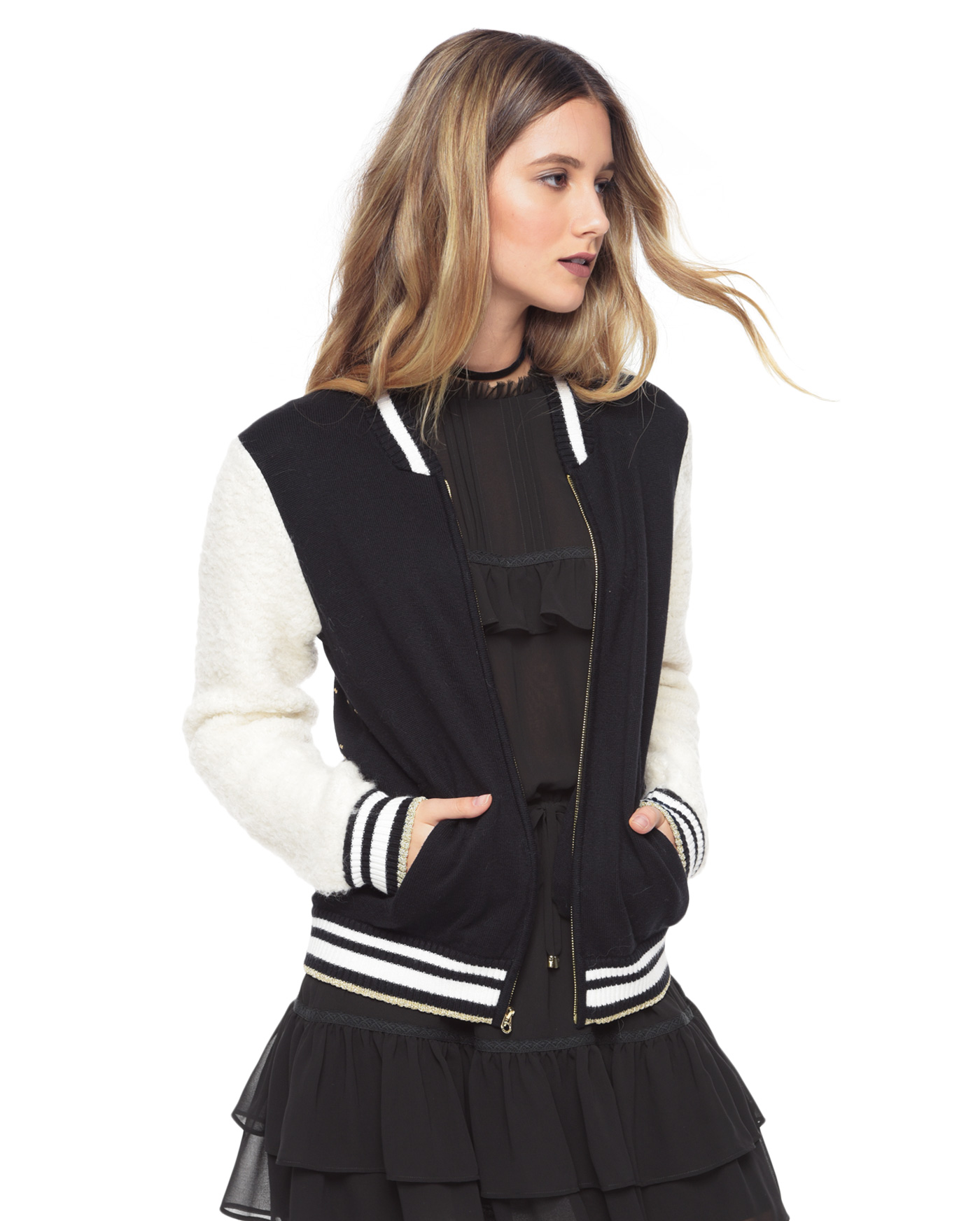 Куртка Swtr Varsity Jacket With Eagle